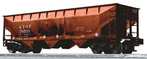 Lionel LNL316050 O-27 3-Bay Offset Hopper, SF (6)