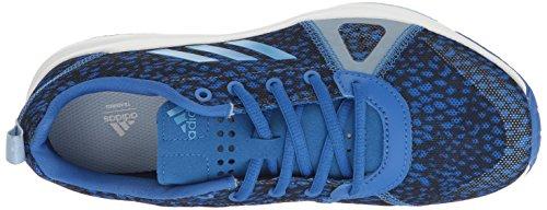 adidas Frauen Arianna Cloudfoam Cross-Trainer Schuh Blau / Tech Blau / Leicht Blau