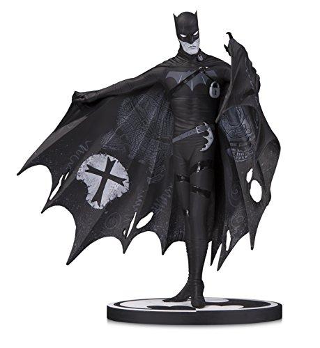 Collectible Resin Figure - DC Collectibles Black & White: Batman by Gerard Way Resin Statue