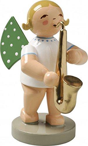 Wendt /& K/ühn 650//54 Engel mit Saxophon