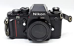 Nikon F3 with DE-2 viewfinder professional SLR film camera; body only, no lens