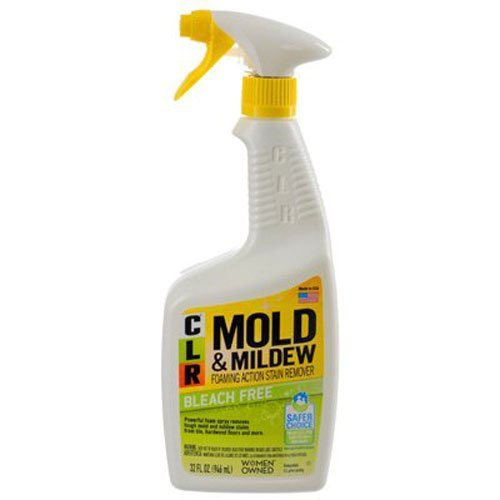 Mold Mildew Stains (CLR PB-CMM-6 Mold and Mildew Stain Remover, 32 oz. Spray Bottle(Pack of 2))