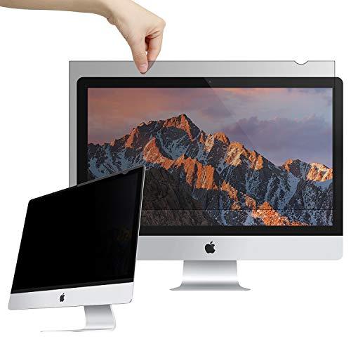 GeckoCare 27 Inch Privacy Screen Filter for LCD Widescreen Computer Monitor (16:9 Aspect Ratio) and & Latest 27inch iMac Retina 5K - Anti-Glare(PF270W9B)
