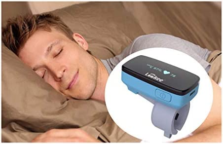 LOOKEE Sleep Ring Notification Saturation Overnight product image