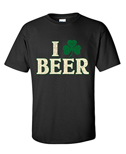I Clover Beer Men's Patty Irish Funny St