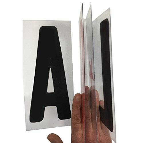 Changeable outdoor sign letters 8 portable flex letters for Changeable letter sign panels