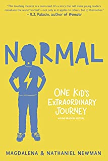 Book Cover: Normal: One Kid's Extraordinary Journey