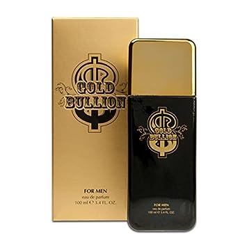 a080b7b2de3a Amazon.com : Gold Bullion 3.4oz EDP Men Spray by Sandora : Eau De Parfums :  Beauty