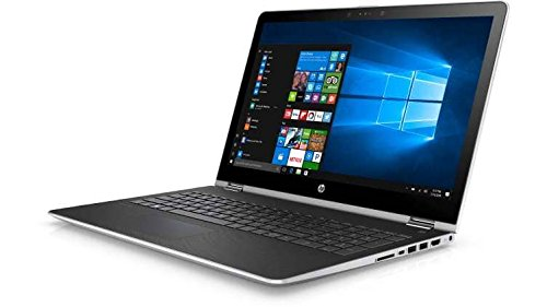 HP X360 15.6'' Full HD Touchscreen 2-in-1 Convertible Laptop PC / Tablet, 7th Gen Intel Core i5-7200U, 8GB DDR3 RAM, 1TB Hard Drive, Bluetooth, Windows 10 by HP