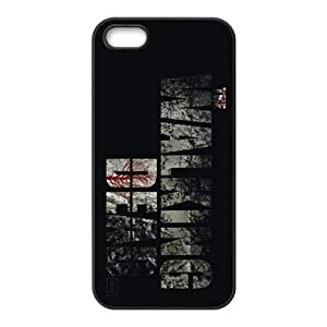 SKULL The Walking Dead Phone Case for Iphone 5s