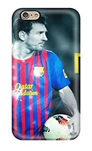 JessicaBMcrae KCgPhjF691OUMHU Protective Case For Iphone 6(amazing Lionel Messi S)