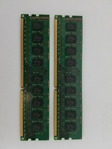 8Gb (2X4Gb) Ram Memory Compatible With Hp Proliant Dl120 G6 Ecc Register Ddr3 ()