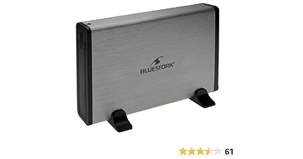Bluestork BS-EHD-35/SU30F - Carcasa Disco Duro (Externa USB 3.0 Combo con Ventilador para Discos Duros SATA + IDE de 3