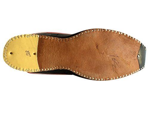 Step N Style Indian Men Shoes Khussa Handmade Handmade Flipflops Leather Jutties