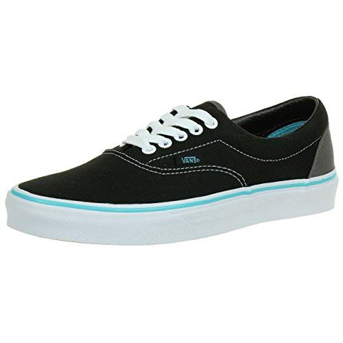 Vans Classic ERA Sneaker Skater Unisex New Y6XFJW Canvas Black, Shoe Size:EUR 44