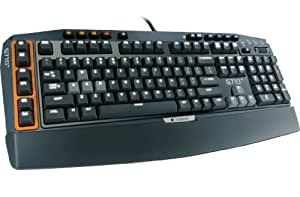 Logitech G710+ - Teclado (USB, Juego, QWERTZ, Alemán, USB, Windows 7 Home Basic, Windows 7 Home Basic x64, Windows 7 Home Premium, Windows 7 Home Premium x64,)