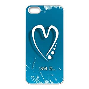 love Unique Fashion Printing Phone Case for Iphone 5,5S,personalized cover case ygtg604502