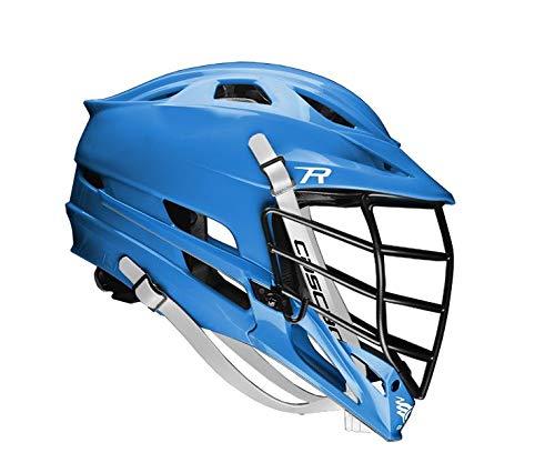 7b1f6a4b Cascade R Lacrosse Helmet - (Royal Shell/Black Facemask)