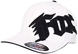Fox Men's New Generation Hat, White, Small/Medium