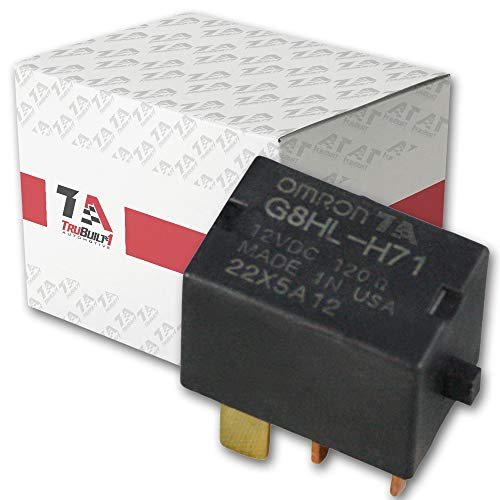 T1A AC and Starter Relay Replacement for Honda Accord Civic Crosstour CR-V CR-Z Element Insight & Odyssey T1A 39794-SDA-A05