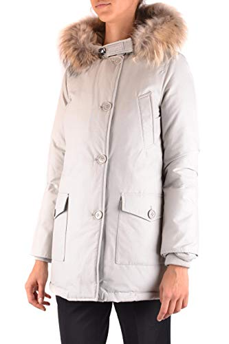 Giacca Woolrich Cotone Wwcps2479cn03dfg Donna Grigio Outerwear ROgOzqw
