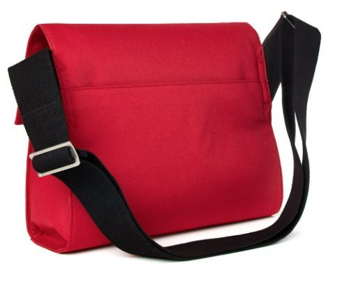 Jack Spade Canvas Atlas Case Red