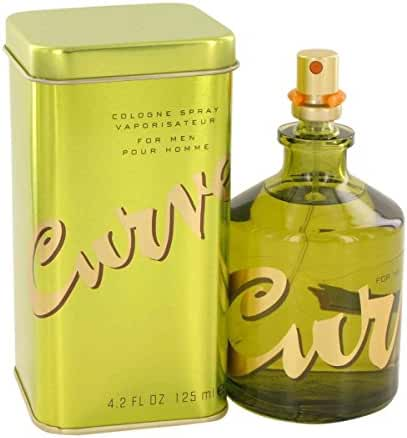 Curve by Liz Claiborne for Men - 4.2 Ounce Cologne Spray