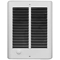 QMark CZ1512T Residential Fan Force Zonal Heater, Small, Northern White by Qmark