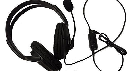 Tabsy Deluxe Headset Headphones For Xbox One