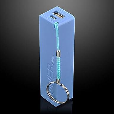 preceous Top calidad portátil Power Bank 2600 Mah Cargador ...