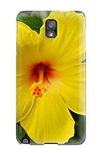 Coy Updike's Shop Hot Style Protective Case Cover For Galaxynote 3(yellow Flowers) 3100479K58492136