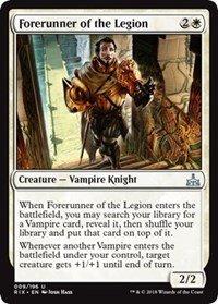 (Forerunner of the Legion - Foil - Rivals of Ixalan)