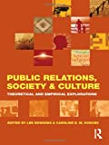Public Relations Society and Culture, , 0415572738