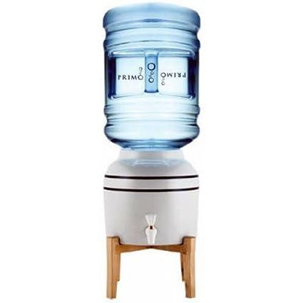 Primo Agua 900114 Primo Agua dispensador de Mesa de Cerámica
