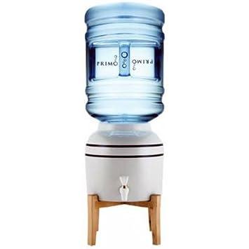 Primo Agua 900114 Primo Agua dispensador de Mesa de Cerámica: Amazon.es: Hogar