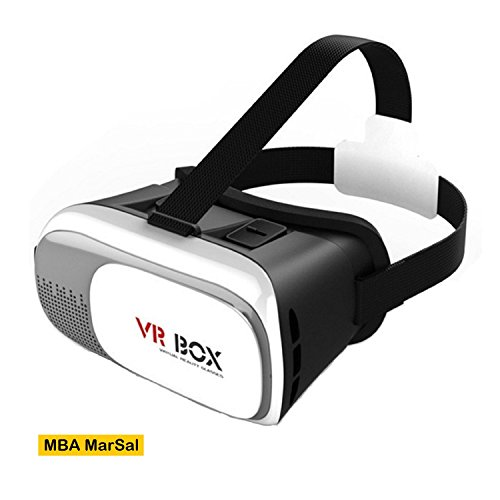 ALDIVO 3D Vr Box For Micromax Canvas HD A116 (Without Remote)