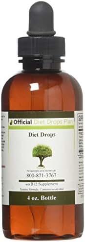 Official Diet Drops - 45-Day (4 ounces)