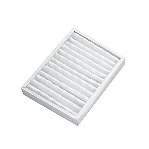 HQRP Air Cleaner Filter for Hunter HEPAtech 30060, 30061, 30126, 30128, 30135 Air Purifiers + HQRP (Hunter Hepatech System Replacement Filter)