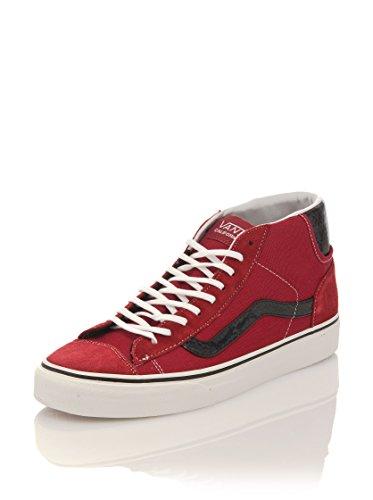 Mid Red Skool Donna Scarpe Rio Da Rosso 77 Skateboard Ca Suede Vans fTwAdTq