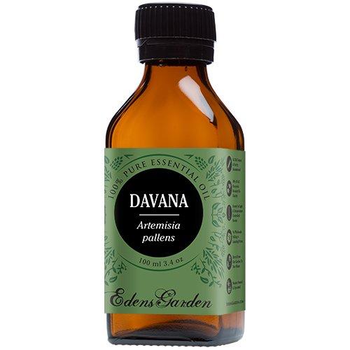 Davana 100% Pure Therapeutic Grade Essential Oil by Edens Garden- 100 ml