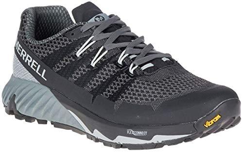 - Merrell Men's Agility Peak Flex 3 Trail Running Shoes, 9.5 M, Black