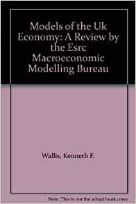 Models of the uk economy a review by the esrc for Bureau 13 review