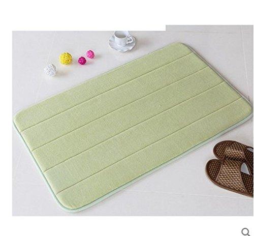Bathroom mats/foot pad/toilet/bathroom door mats/non-slip suction bath mat-E 140x200cm(55x79inch) by DUSPLOT