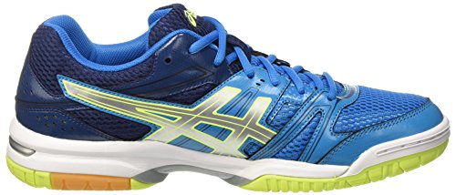 Homme De Yellow glacier Volleyball Jewel Asics Bleu blue safety 7 Grey Chaussures rocket Gel wxZaZBqYF