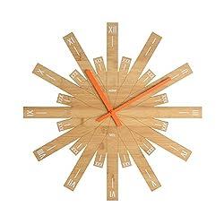 Alessi Raggiante Wall Clock by Michele De Lucchi