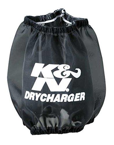 K&N SU-4506DK Black Drycharger Filter Wrap - For Your K&N SU-4506 Filter