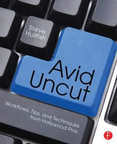 Avid Uncut: Workflows