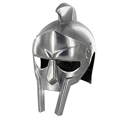 Rhino Armor Gladiator Steel 20g Helmet Replica