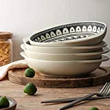 ZONESUM Bowls for Salad Pasta Soup, Ceramic Bowl