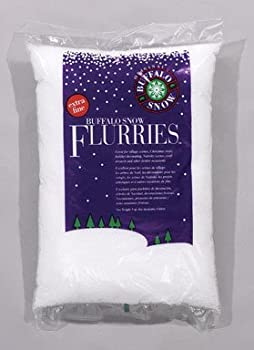Buffalo Snow Flurries Extra Fine 5 Quart Dry Measure